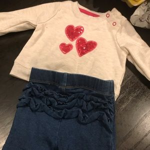Bundle B of 0-3 month fall & winter clothes